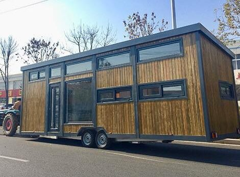 luxury solar powered tiny home tiny houses on wheels for sale listings. Black Bedroom Furniture Sets. Home Design Ideas
