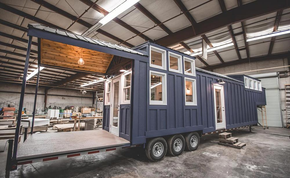 cindy lou by lamon luther tiny houses on wheels for sale listings. Black Bedroom Furniture Sets. Home Design Ideas