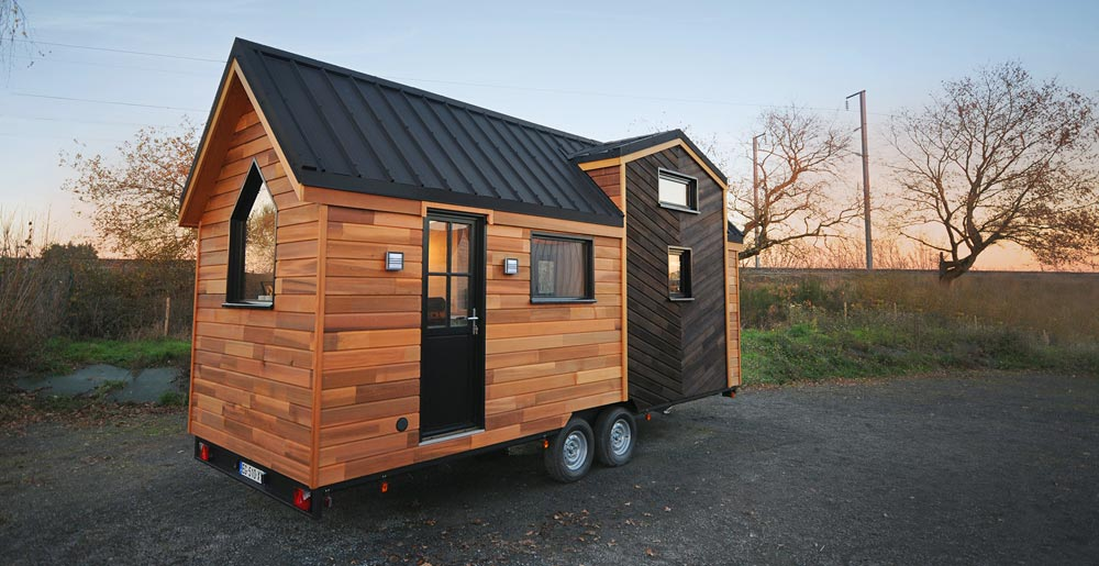 Calypso By Baluchon Tiny Houses On Wheels For Sale
