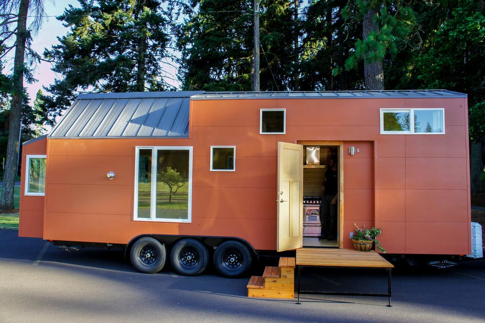 Kootenay Urban By Truform Tiny Tiny Houses On Wheels For