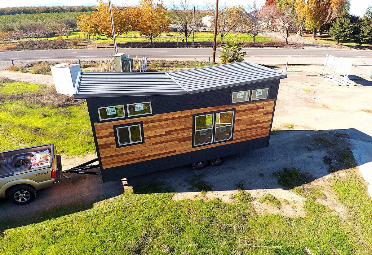 Outlander Tiny House Tiny Houses On Wheels For Sale
