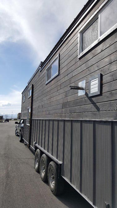 Tiny Giant By Alpine Tiny Homes Tiny Houses On Wheels For Sale Listings