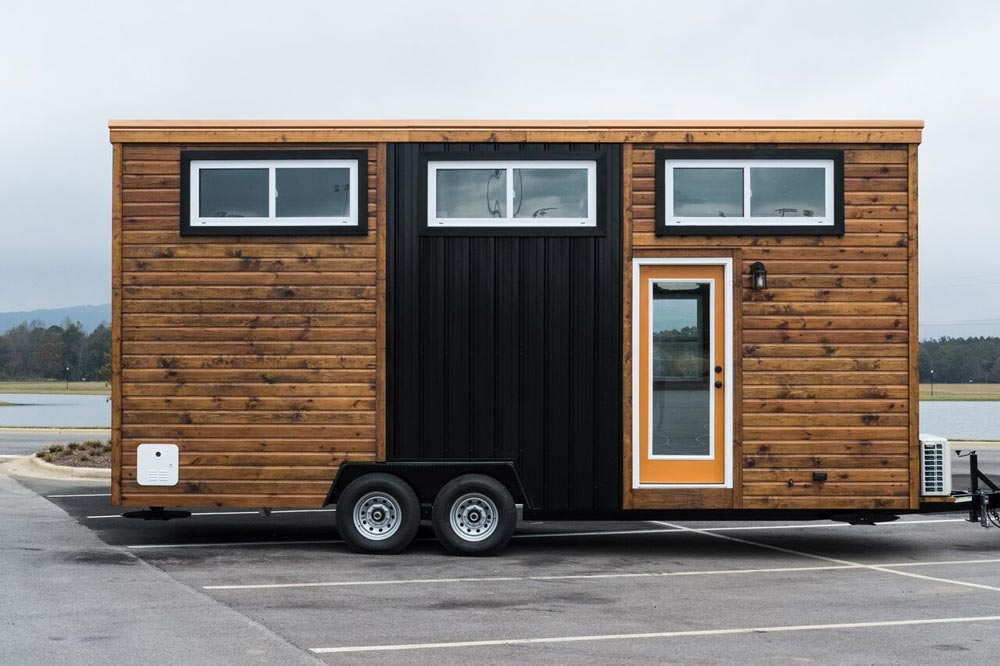 Fernweh by harmony tiny homes tiny houses on wheels for for Small home builders near me