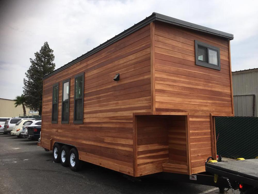 orey jenna s tiny house by california tiny house tiny houses on wheels for sale listings. Black Bedroom Furniture Sets. Home Design Ideas