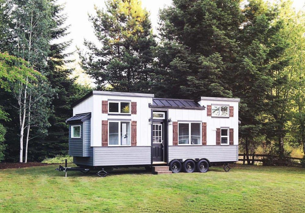 Pacific Pearl By Handcrafted Movement Tiny Houses On