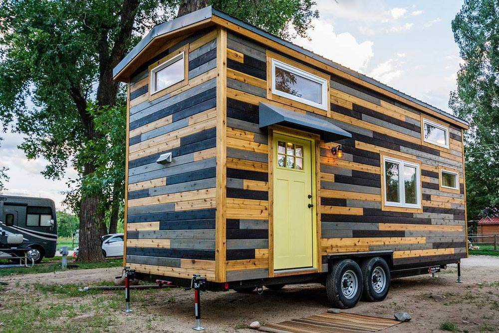 Curtis April S Tiny House By Mitchcraft Tiny Homes