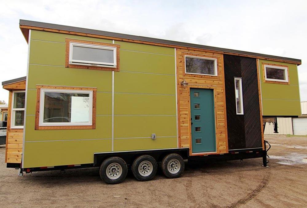 Elise Amp Clara S Tiny House By Mitchcraft Tiny Homes Tiny