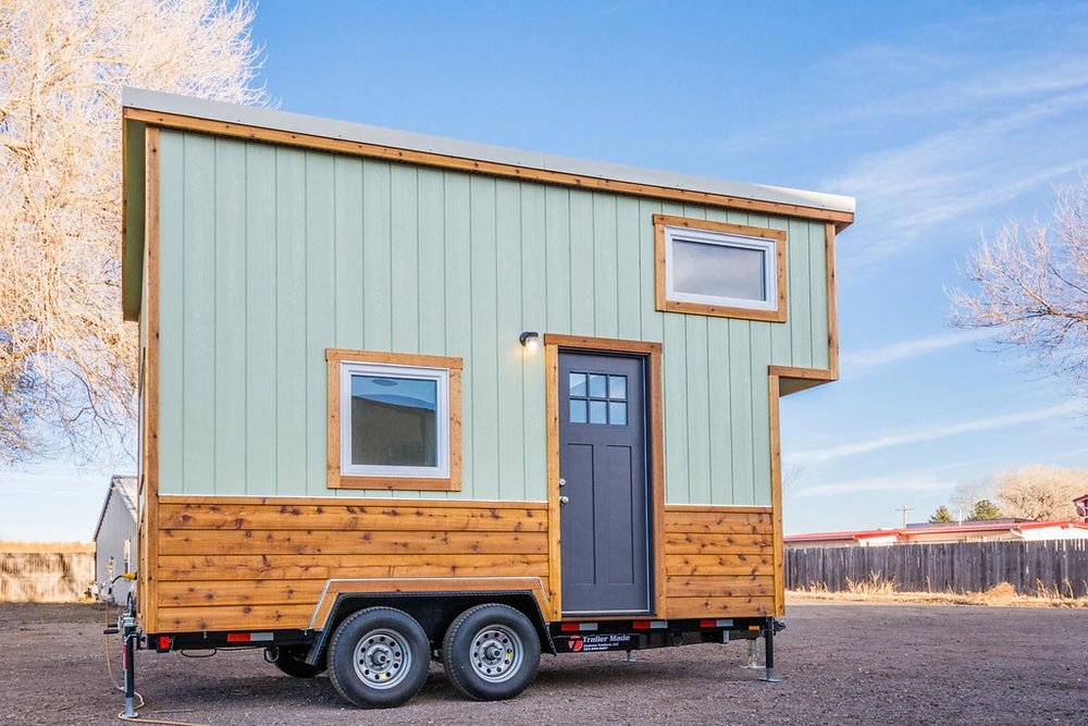 Jessica S Tiny House By Mitchcraft Tiny Homes Tiny