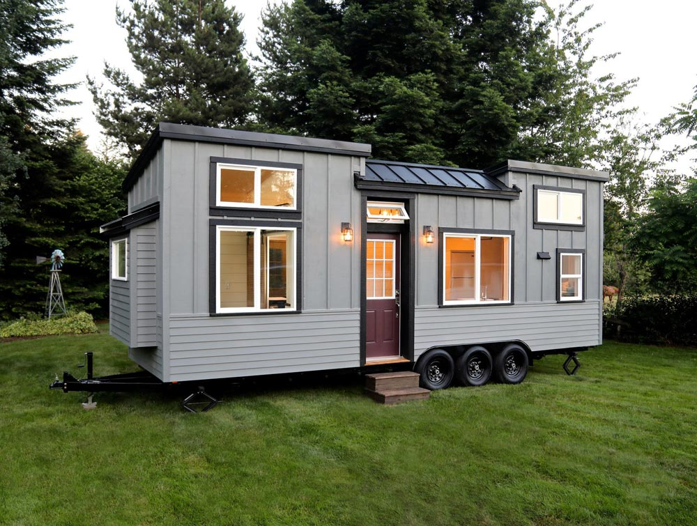 Pacific Pioneer By Handcrafted Movement Tiny Houses On
