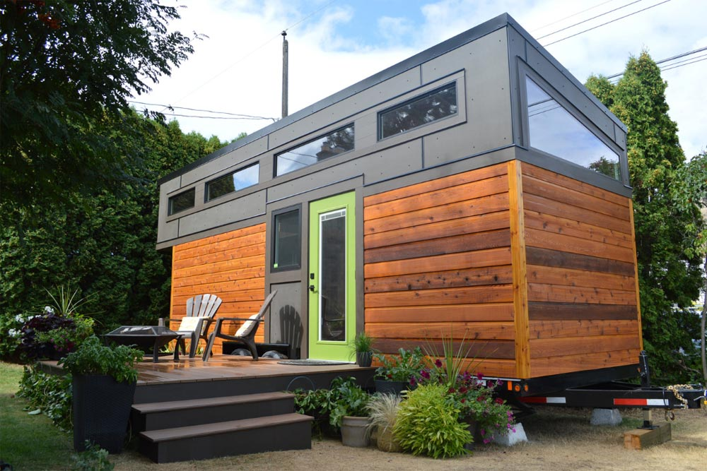 Pursuit By Nielsen Tiny Holmes Tiny Houses On Wheels For