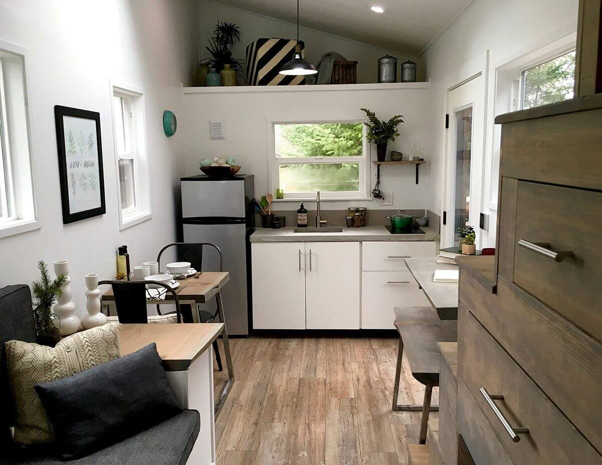 Midcentury Modern By Tiny Heirloom Tiny Houses On Wheels