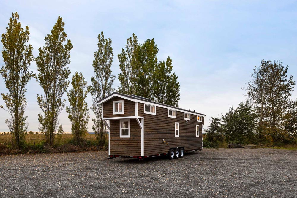 Custom 34 Loft Edition By Mint Tiny Homes Tiny Houses