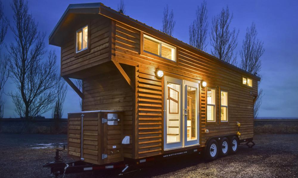 Custom Tiny 4 by Mint Tiny Homes