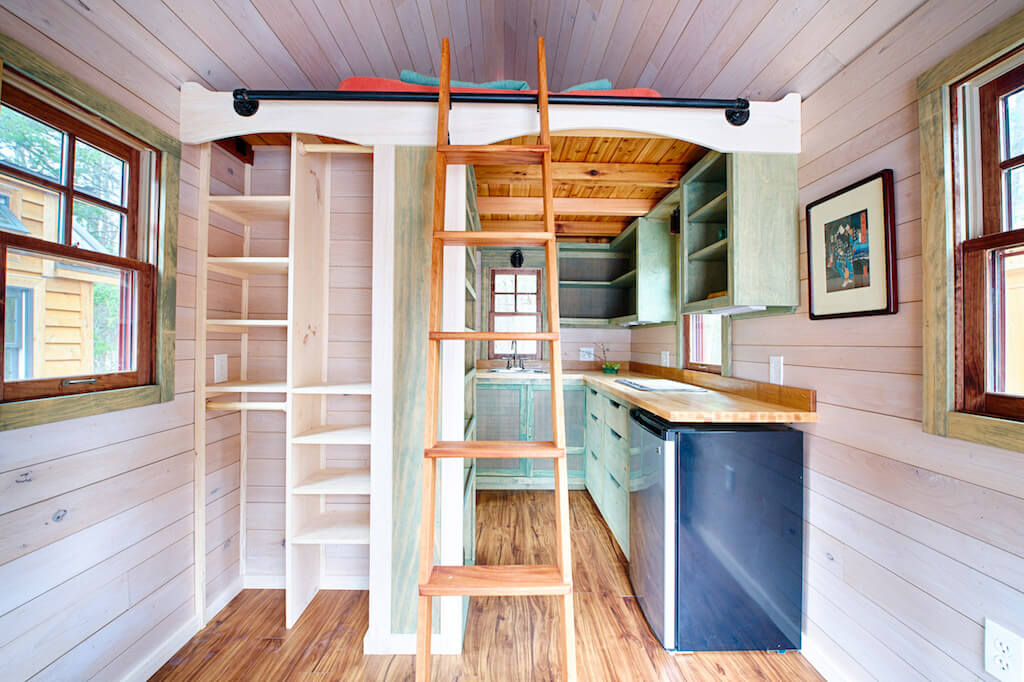 weller by wishbone tiny homes tiny houses on wheels for sale listings. Black Bedroom Furniture Sets. Home Design Ideas