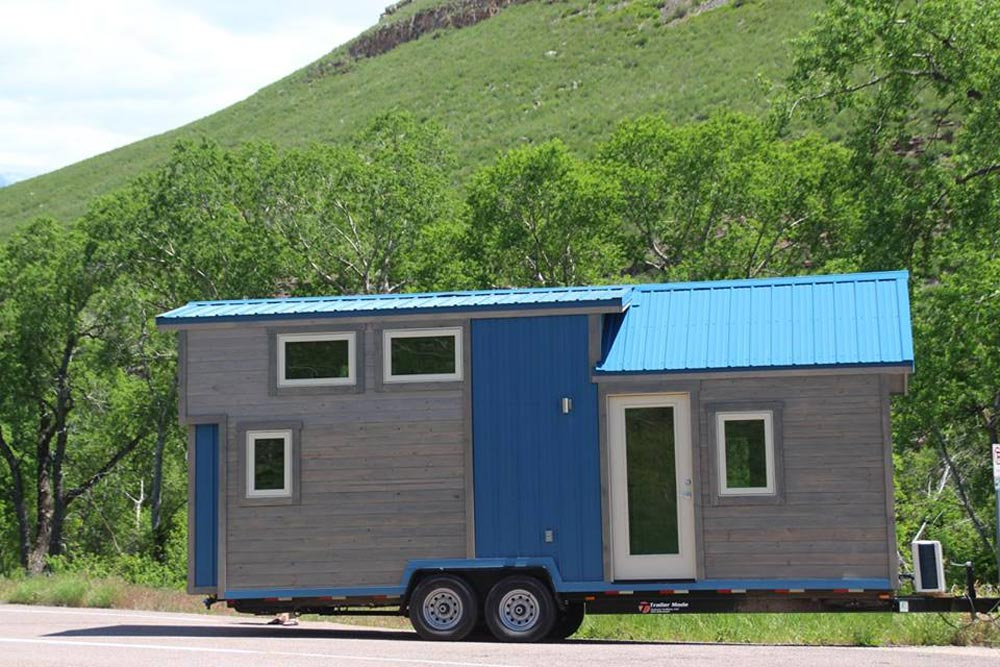Blue Sapphire By Simblissity Tiny Houses On Wheels For Sale
