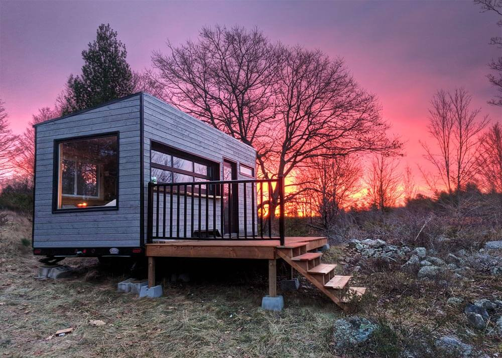 Mason By Cabinscape Tiny Houses On Wheels For Sale
