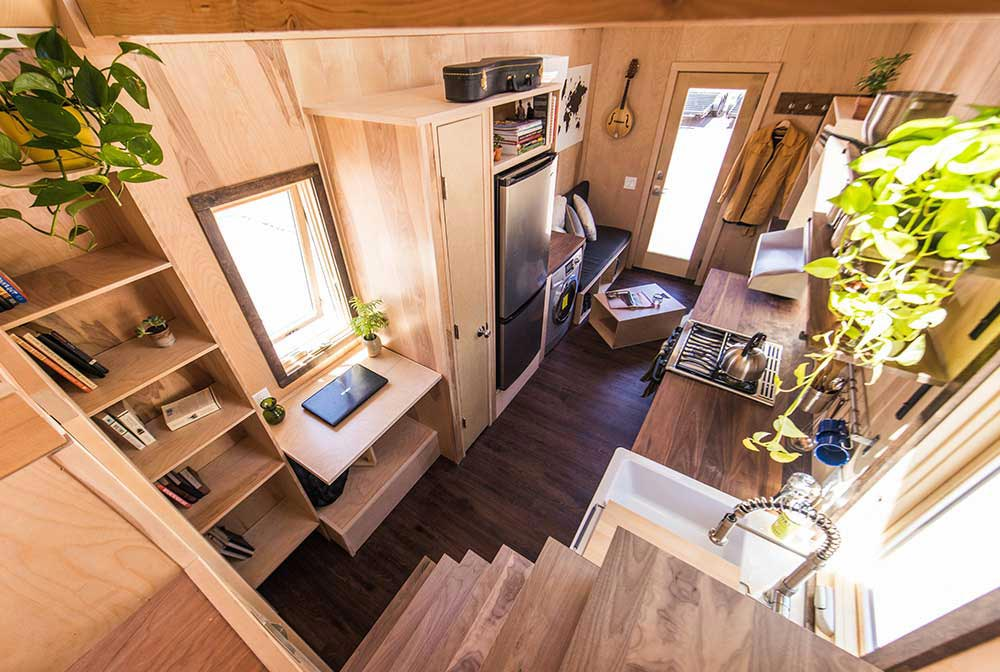 Farallon By Tumbleweed Tiny House Company Tiny Houses On Wheels For Sale Listings,How To Paint Kitchen Cabinets Black Without Sanding