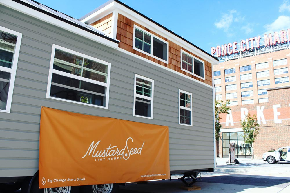 Sprout by mustard seed tiny homes tiny houses on wheels for Small house builders near me