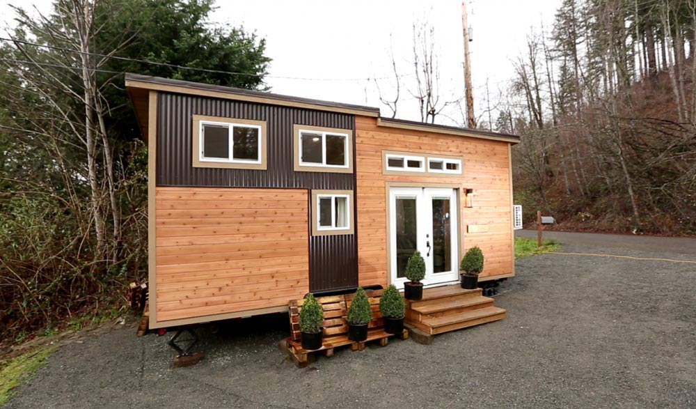 Everett By American Tiny House Tiny Houses On Wheels For