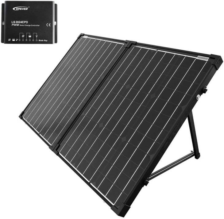 ACOPOWER 100W Portable Solar Panel Kits