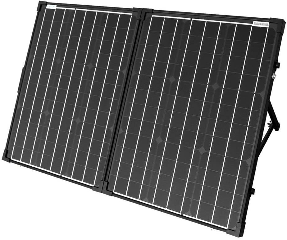 ACOPOWER UV11007GD 100W Foldable Solar Panel Kit