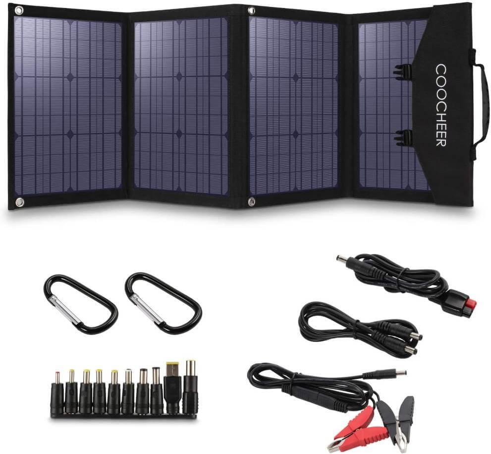COOCHEER Solar Panel 120W