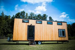 Tiny House Giveaway by Lamon Luther